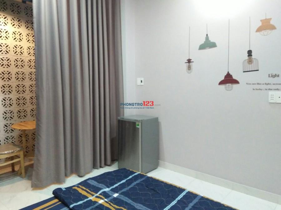 Phòng nội thất đẹp như vầy chỉ có 4tr5/tháng, gần Ngã 5 chuồng chó, Emart Gò vấp