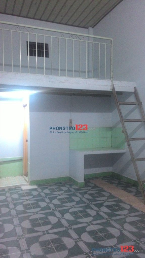Cho thuê phòng trọ giá rẻ Quận 2, đường Nguyễn Duy Trinh