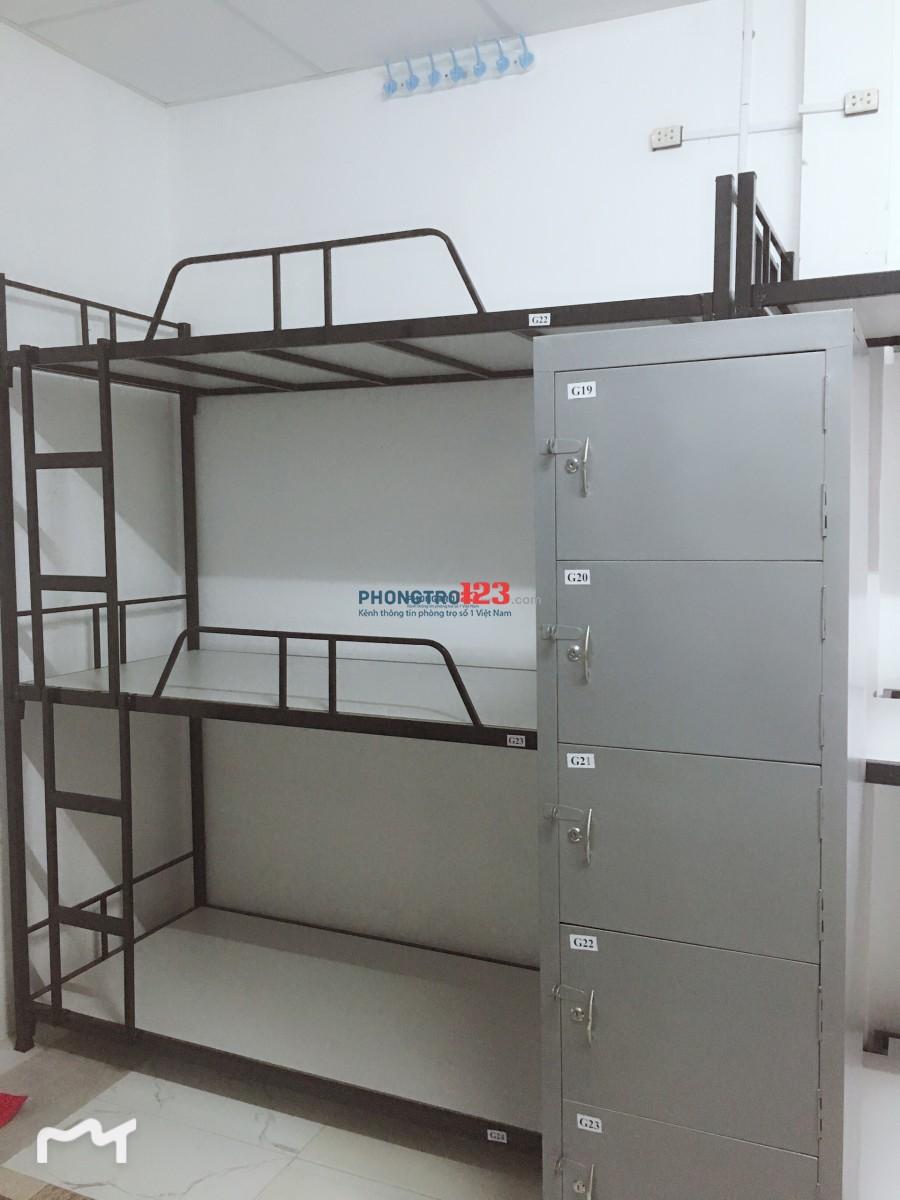 Phòng trọ máy lạnh, giờ giấc tự do tại Hậu Giang, P.4, Tân Bình