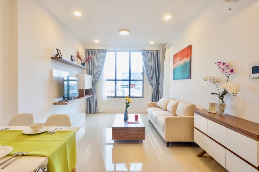 Cho thuê căn hộ chung cư tại Quận 4, TP.Hồ Chí Minh
