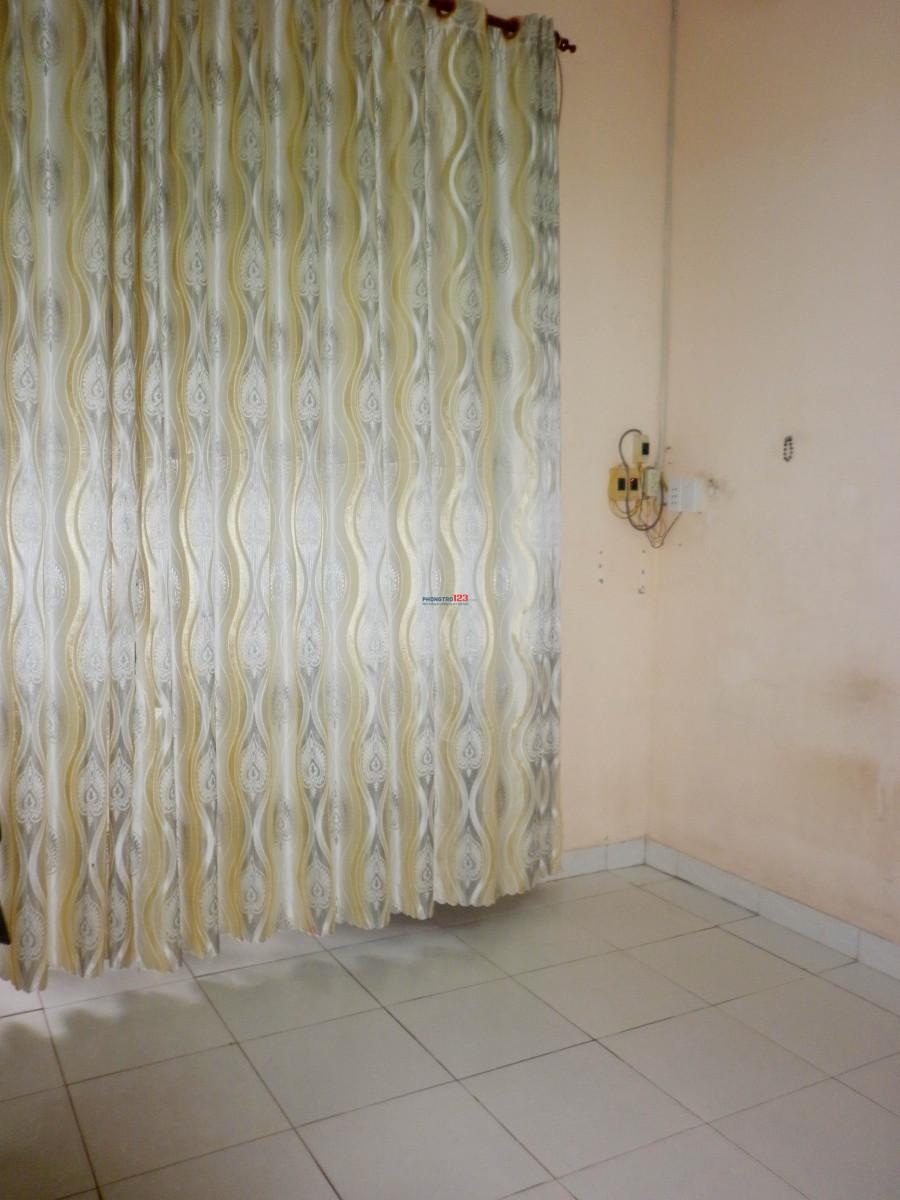 Phòng trọ Trần Văn Thành-Q.8, giá 1,6 triệu/tháng điện nước giá chính thức