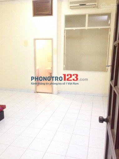 Cho thuê phòng riêng giá 3,6 triệu đường Giải Phóng quận Tân Bình