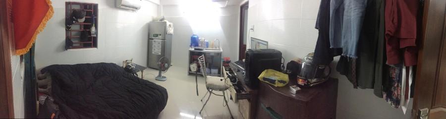 Ở ghép phòng trong chung cư mini giá rẻ cho sinh viên