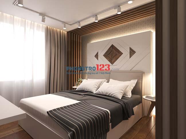 Cho thuê phòng Master trong chung cư Hoàng Anh Gia Lai