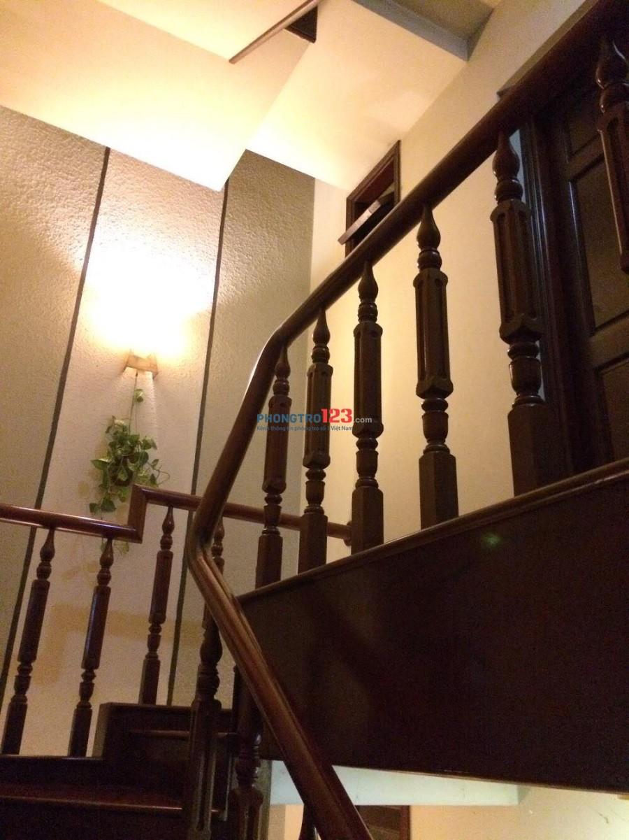 LVS- Phòng nội thất gỗ cao cấp, tiện nghi