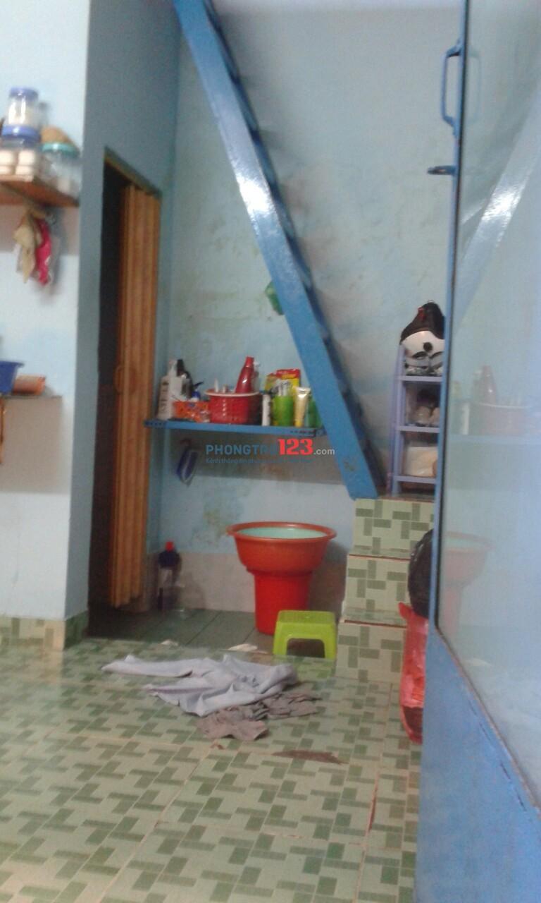 Cần nữ ở ghép quận Bình Thạnh có thể vào ở liền