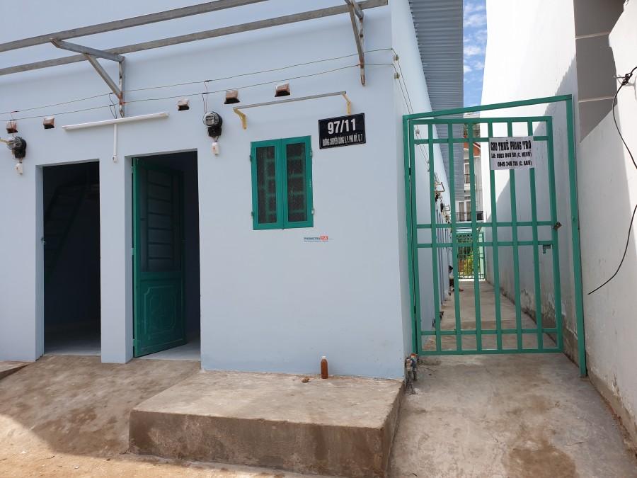 Phòng trọ 1,8tr Phạm Hữu Lầu, Q.7