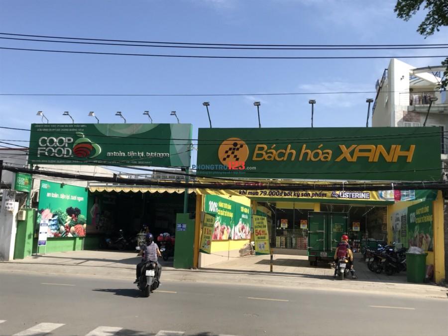 Phòng trọ tiện nghi khu dân cư K26 đường Dương Quảng Hàm, Gò Vấp