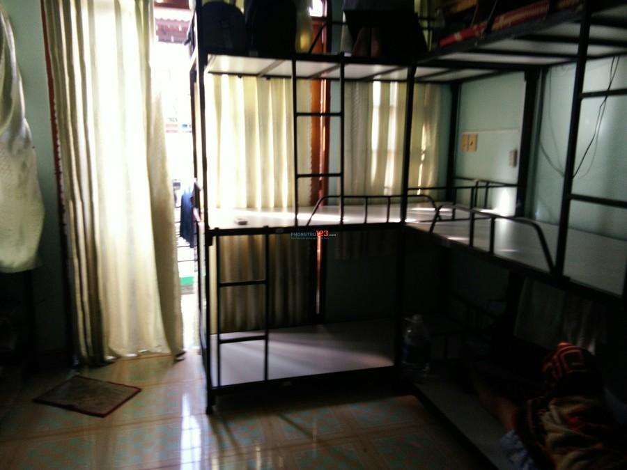Phòng kí túc xá cho thuê ngay trung tâm Quận Tân Bình - giá ưu đãi