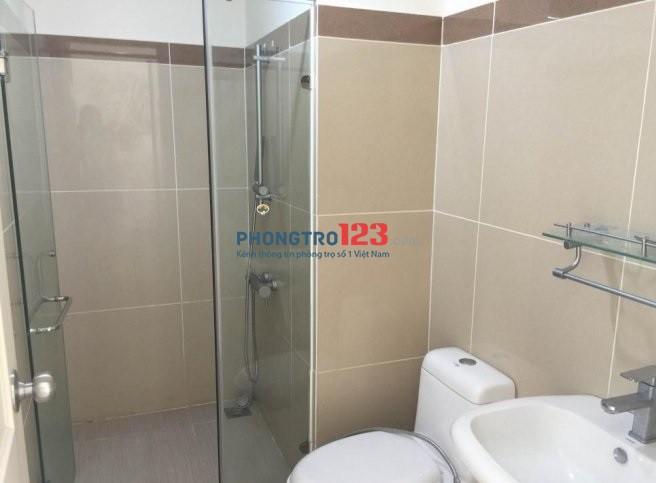 Phòng 28m2 bao điện nước số 167 Phạm Hữu Lầu, Quận 7 - Căn hộ Đức Khải
