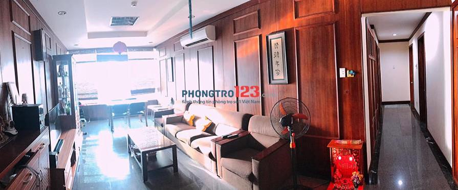 Căn hộ Hoàng Anh Gia Lai 2 120m² 3PN, full nội thất