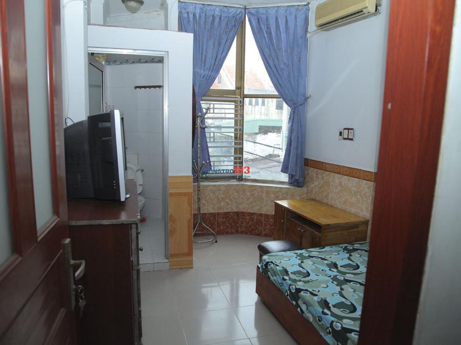 Phòng cho nữ thuê giá rẻ đầy đủ tiện nghi