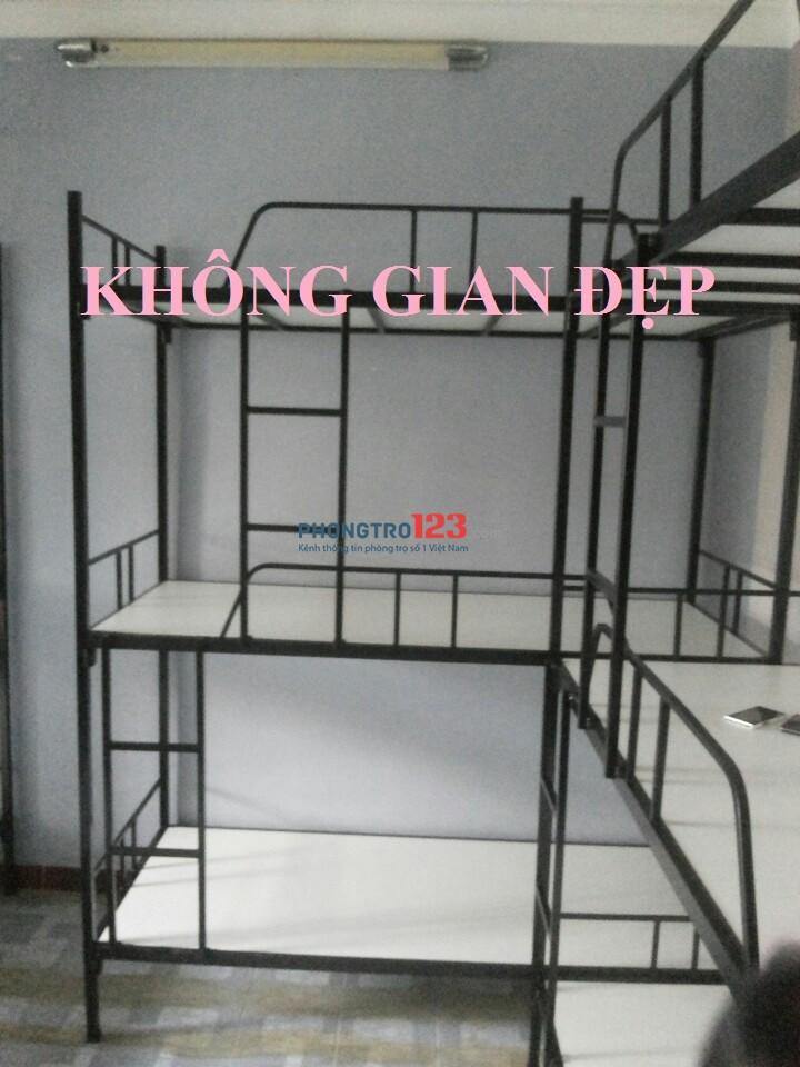 Cho thuê kí túc xá giá 700k/tháng Tân Bình siêu tiện nghi