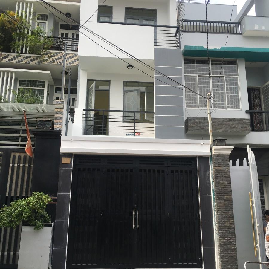 Phòng trọ mới 100% quận Tân Phú, đường Hoàng Xuân Nhị