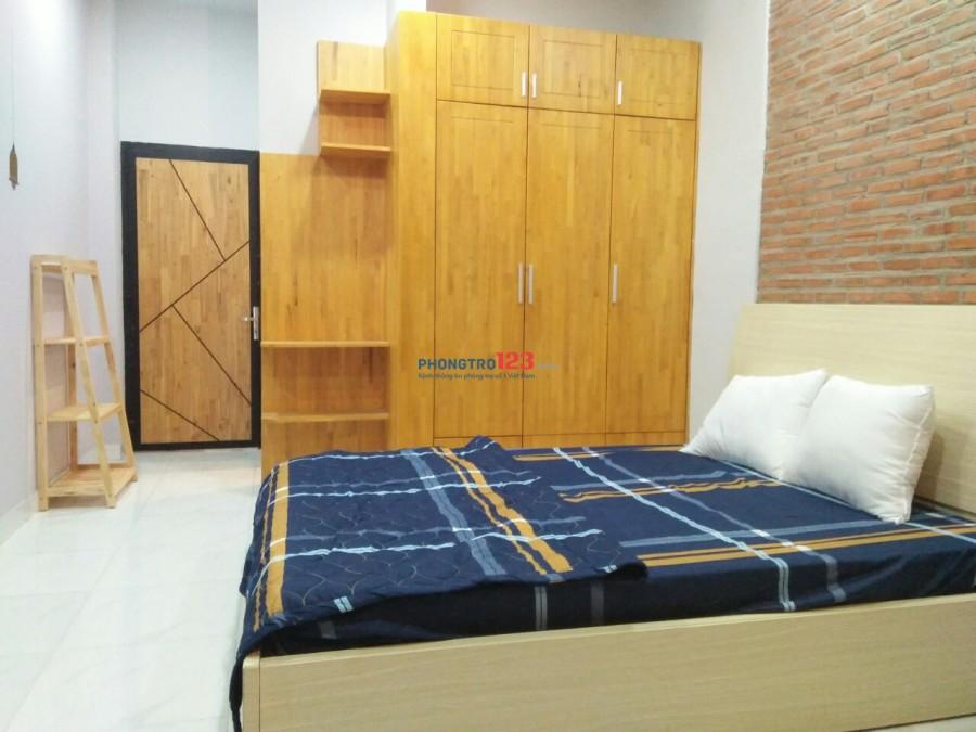 Phòng trọ nội thất giá rẻ bèo béo beo............Gần Đh công nghiệp, Emart, ĐH Văn Lang
