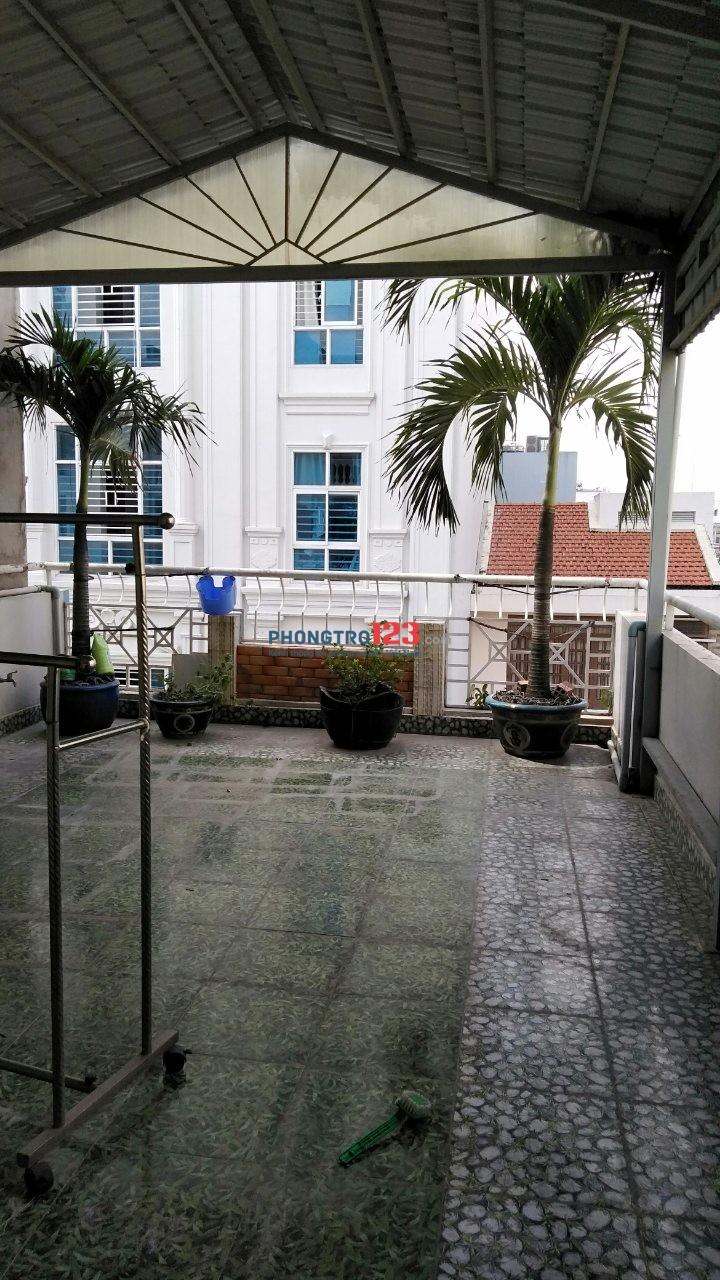 Phòng cho thuê có máy lạnh, giờ tự do, giá 3,5tr tại số 9-Trần Trọng Cung, gần ST Vinmart Q.7