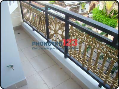 Cho thuê phòng Phổ Quang, Tân Bình, đủ tiện nghi, free nước, net, cap, giờ tự do