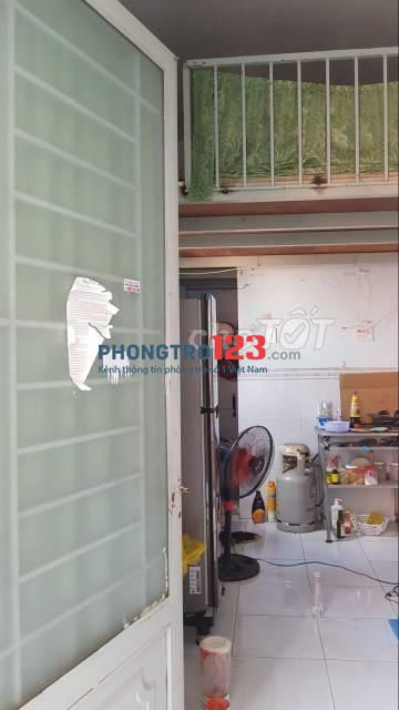 Cần gấp 1 nữ ở ghép, phòng trọ mặt tiền Tên Lửa, quận Bình Tân