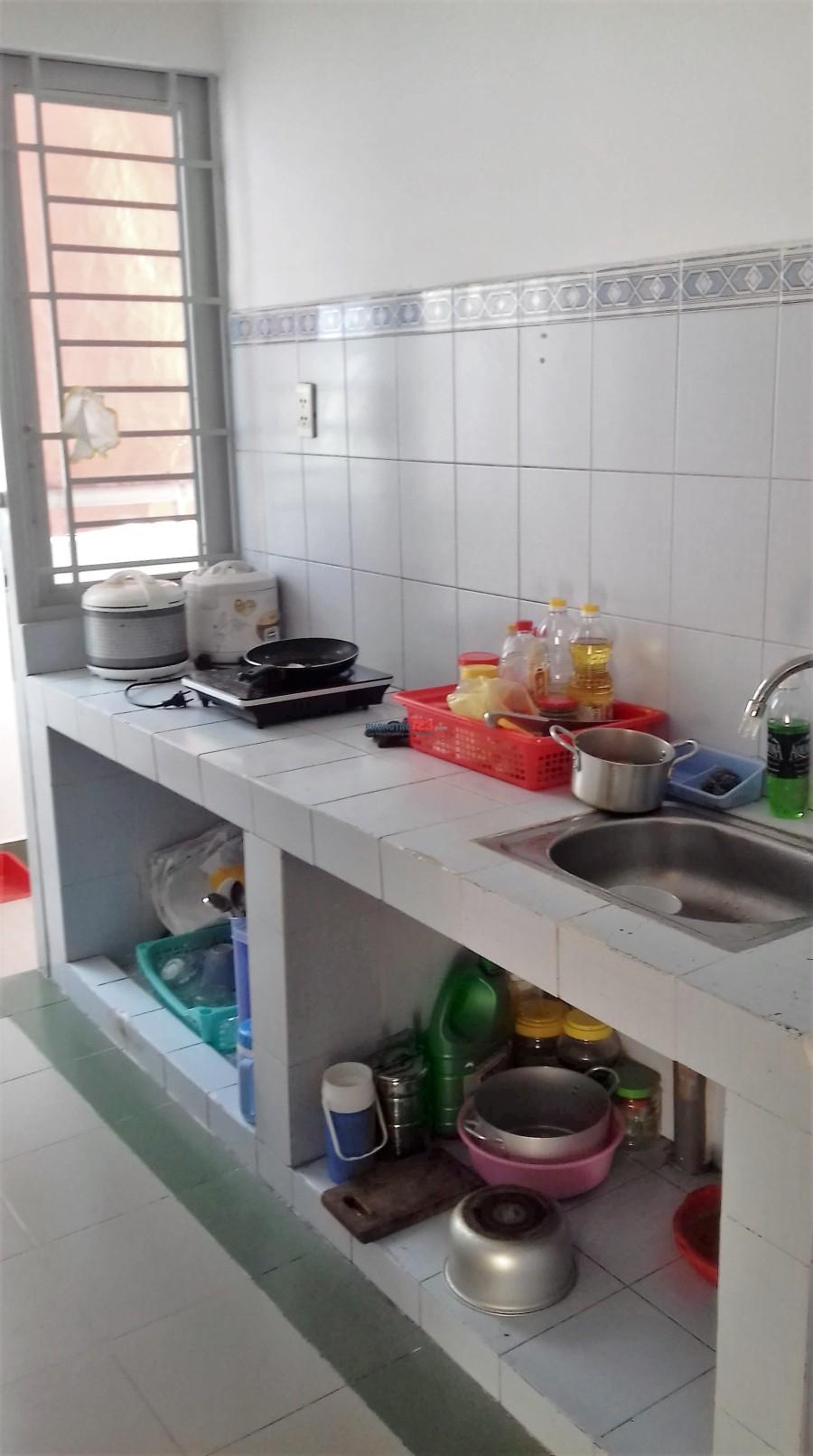 Cần tìm 1 nữ ở ghép tại chung cư Phú Thọ