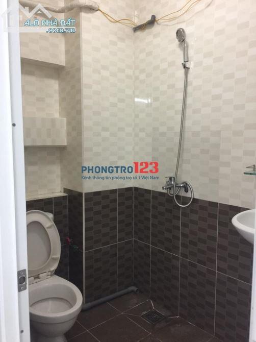 Phòng cho thuê có máy lạnh, máy giặt đường Bàu Cát, quận Tân Bình chỉ với giá 4 triệu!