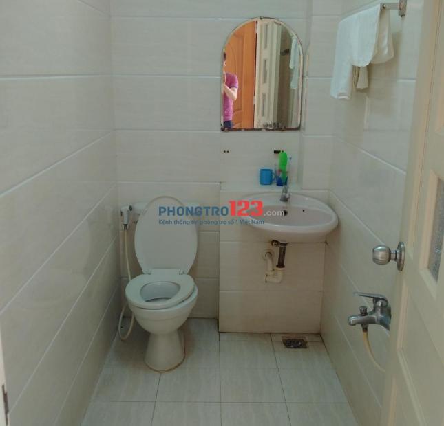 Cho thuê phòng trọ quận Bình Thạnh full nội thất 3.6tr