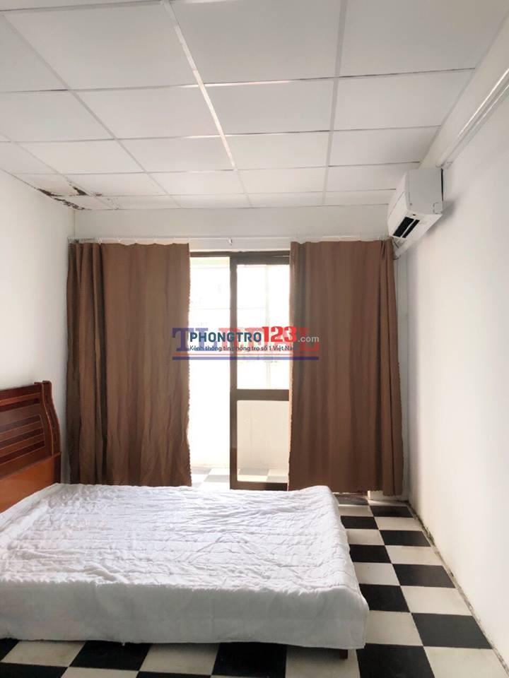 Cho thuê phòng mặt tiền Phan Đình Phùng, quận Phú Nhuận