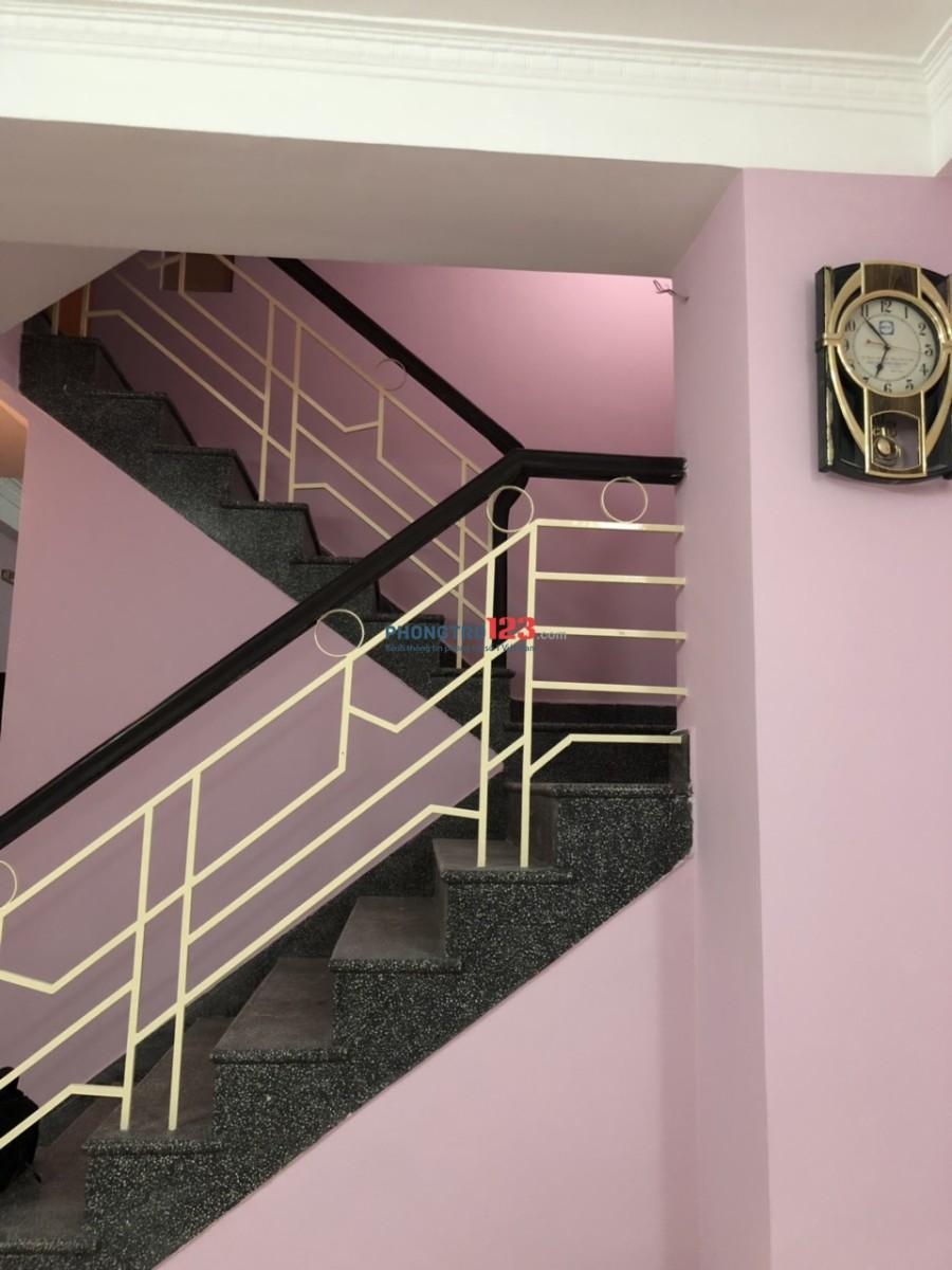 Cho thuê nhà nguyên căn 337/24A Nguyễn Đình Chiểu, P.5, Quận 3