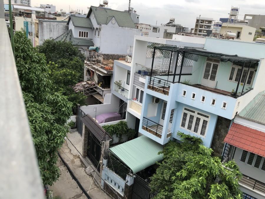 Cho thuê căn hộ mini, XVNT- Bình Thạnh 25m đầy đủ nội thất