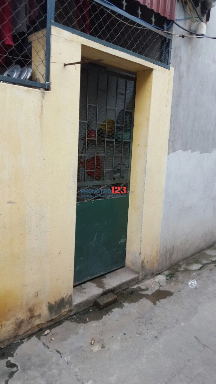 Cho thuê phòng trọ quận Hoàng Mai 23m2