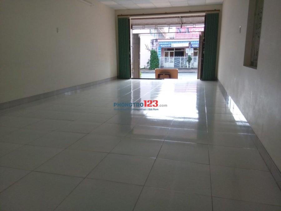 Mặt Bằng tiện kinh doanh văn phòng Chu Văn An, P12, Bình Thạnh
