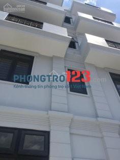 Cho thuê nhà trọ Bình Thạnh, gần bến xe miền Đông