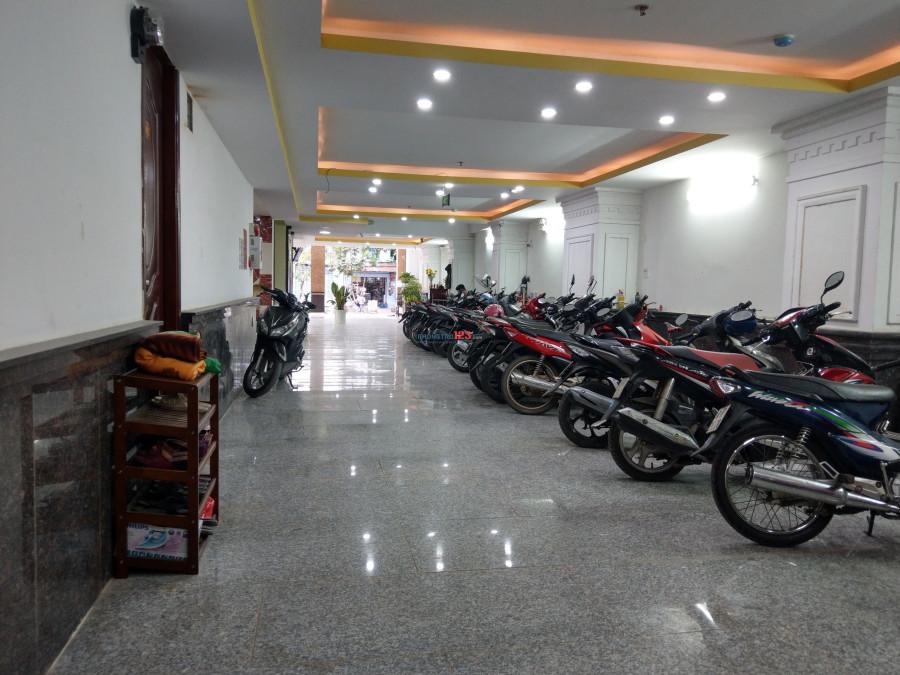 Cho thuê văn phòng đẹp Quận 8, gần Đại lộ Võ Văn Kiệt, vị trí sầm uất