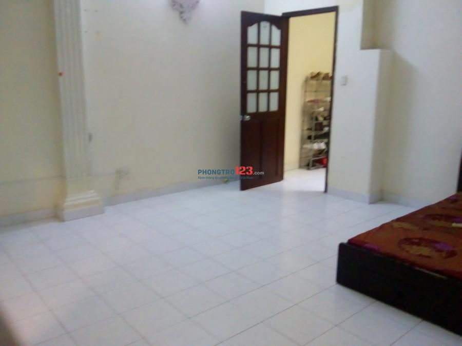 Phòng riêng trong nhà nguyên căn giá 3.700.000 vnđ, 86 Giải Phóng, P.4, Tân Bình, giờ giấc tự do