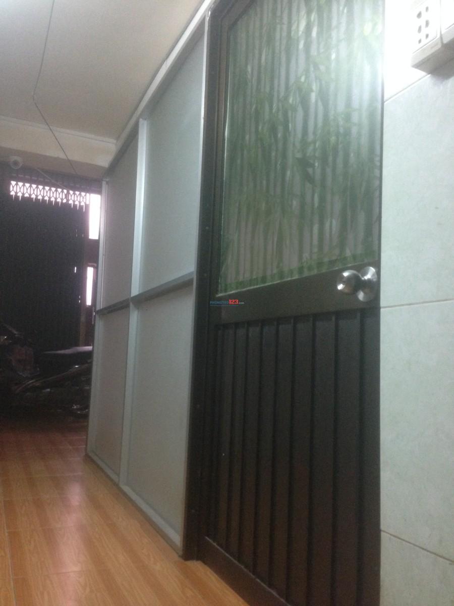 Phòng trọ quận 10 gần Đại Học Kinh Tế