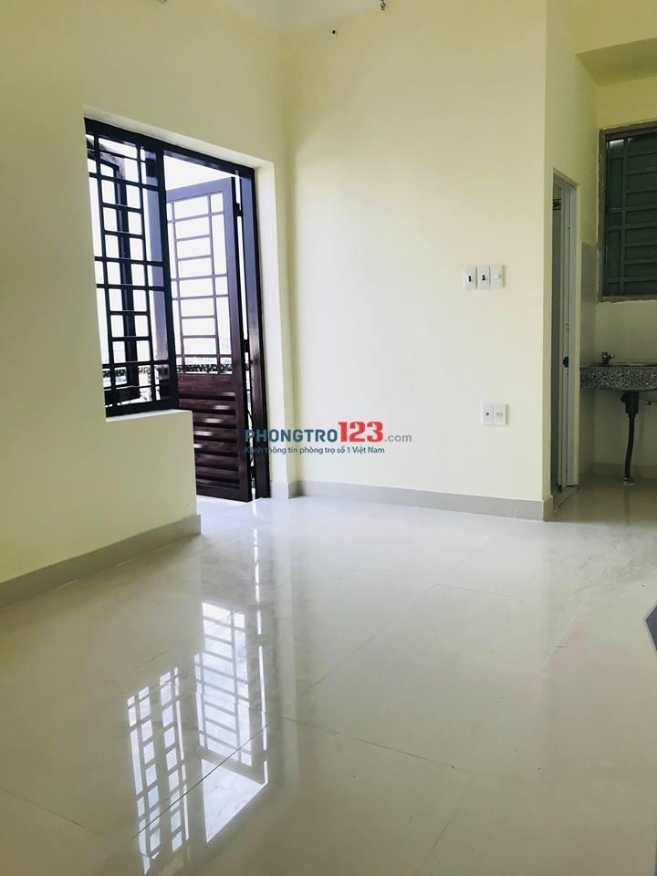 cho thuê phòng mới xây trung tâm Gò Vấp, đường Trần Bá Giao