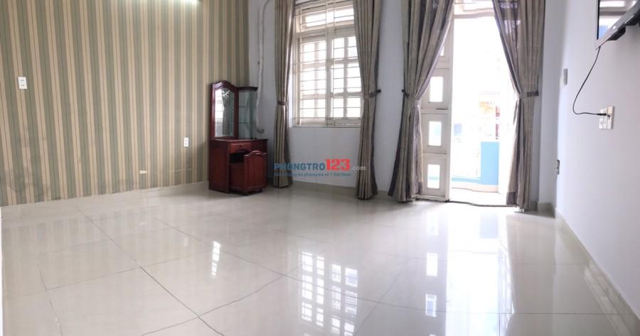 Phòng máy lạnh, giờ tự do, giá 3,5tr tại số 9, Trần Trọng Cung gần Vincom Quận 7