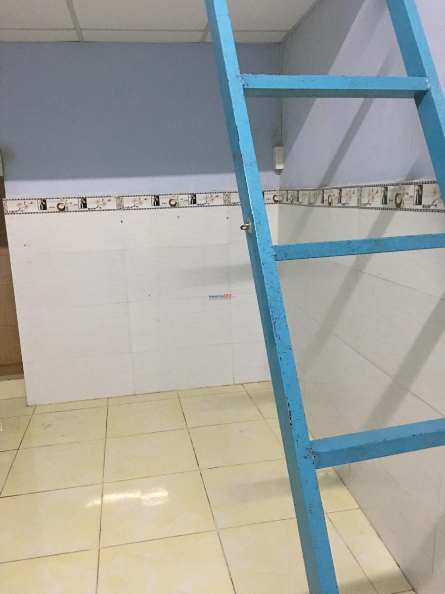 Phòng trọ mới xây , sạch sẽ thoáng mát, có gác lửng.Đường Ni Sư Huỳnh Liên.
