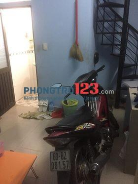 Tìm một nam ở ghép ở 12-12B Vạn Hạnh, Tân Phú
