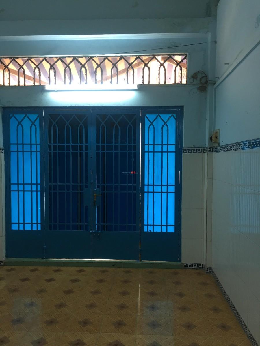 Phòng trọ mới đối diện cổng Đầm sen số 92 đường Hòa Bình