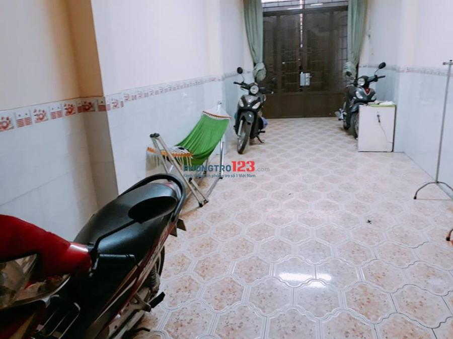 Cho thuê phòng trọ 24m2 ngay Ngã tư Hàng Xanh
