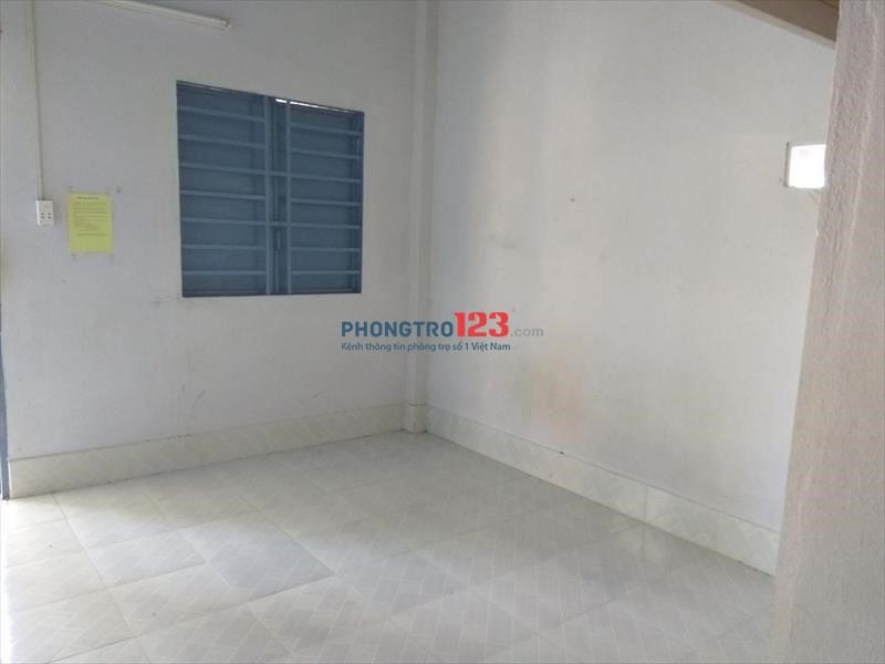 Cho thuê phòng Quận 4 (gần chợ Xóm Chiếu và Trường ĐH Nguyễn Tất Thành)