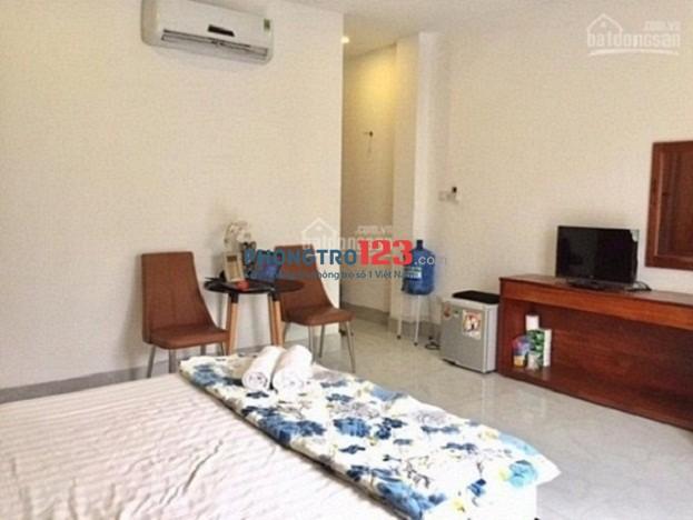 Phòng đẹp full tiện nghi, sạch sẽ Chu văn An, giá 6tr5