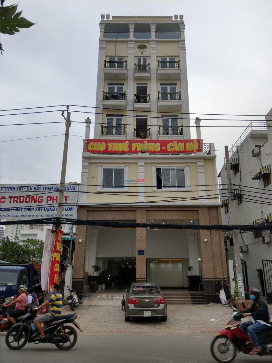 Phòng trọ Q.8, gần ngã tư Võ Văn Kiệt - An Dương Vương, giá từ 2.5 triệu