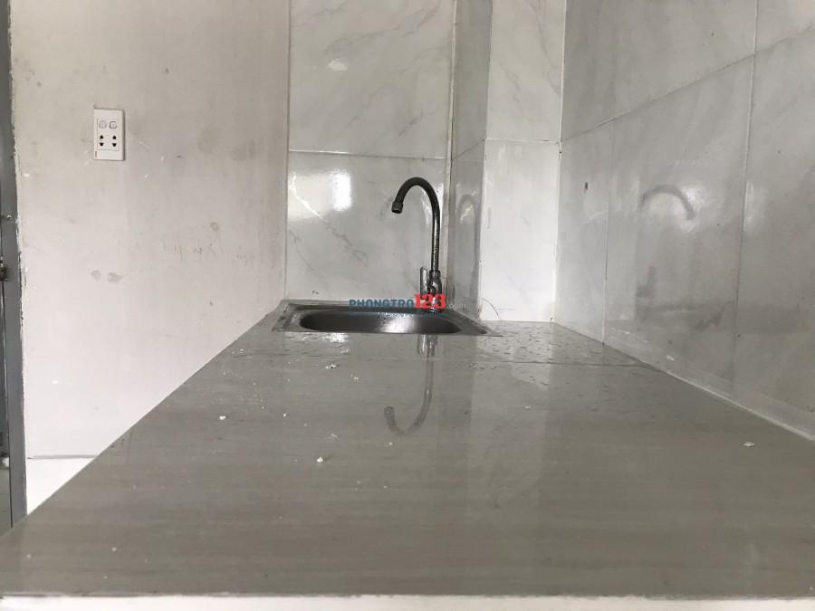 Cho thuê phòng trọ cao cấp - mới xây xong