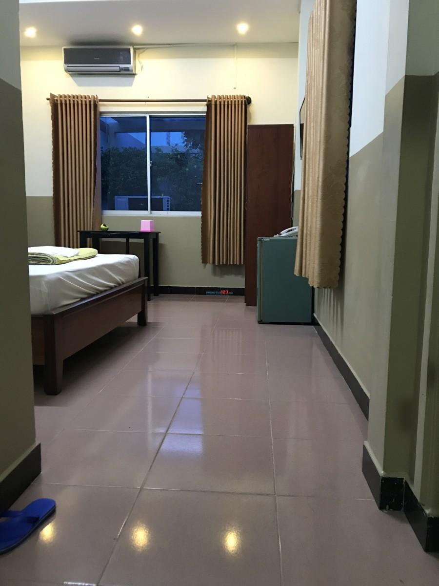 Cho thuê phòng đầy đủ tiện nghi tại Quận 5
