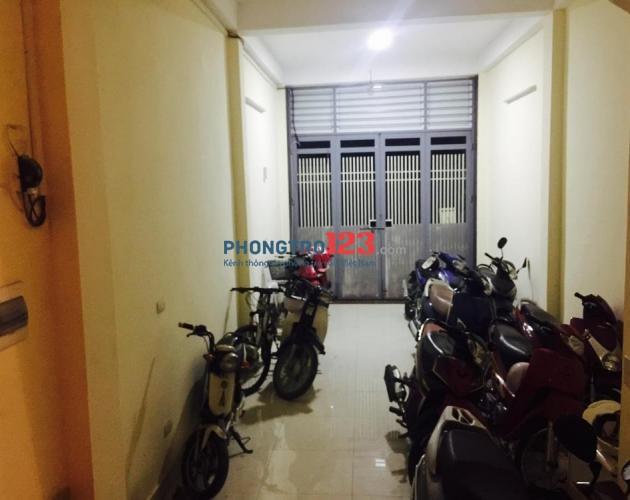 Cho thuê nhà trọ, phòng trọ tại Đường An Dương Vương, Tây Hồ, Hà Nội diện tích 25m2 - giá 2,5tr