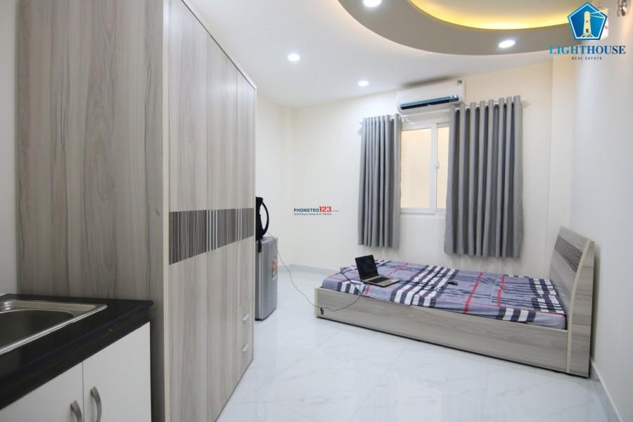 Căn hộ mini 25m2 cho thuê đường Phùng Văn Cung-Phan Xích Long