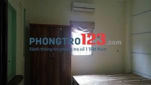Cho nữ thuê phòng ở Khâm Thiên