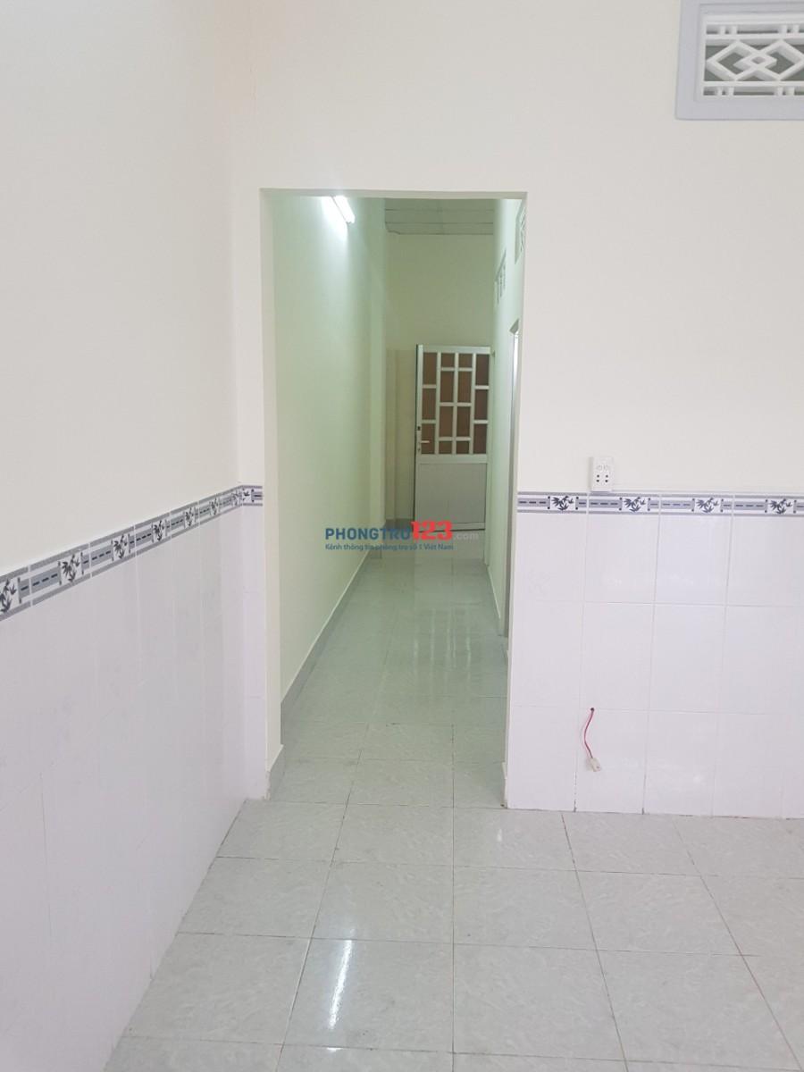 Chính chủ cho thuê nhà nguyên căn, đường Lê Văn Lương, Nhà Bè. Nhà trống vào ở ngày. Giá 4,5tr. LH: 0932894154
