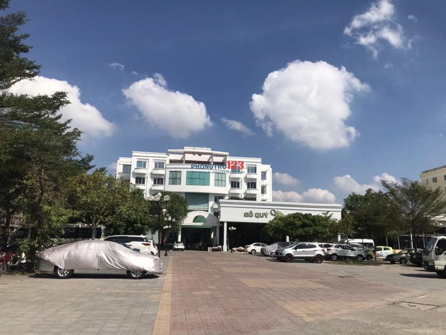 Cho thuê căn hộ cao cấp Phan Văn Trị giao với Nguyễn Oanh full nội thất , giá 5tr/th. tel: 0986.191.475
